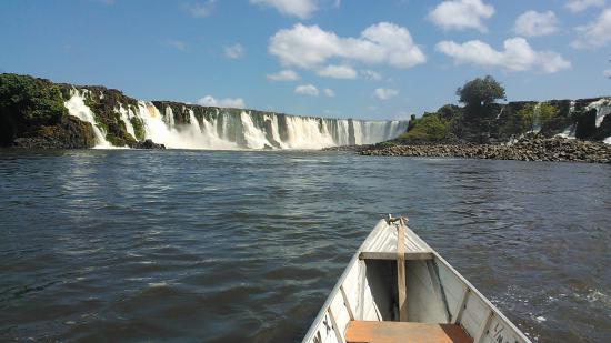 Laranjal Do Jari: Cachoeira