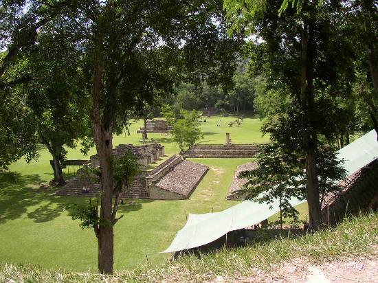 Les Ruines de Copan : Copán ruinas 1