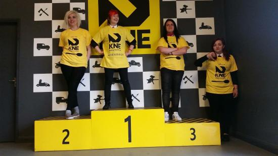 Karting North East: Had an amazing time at KNE! Definitely coming back!! -TheCassettez