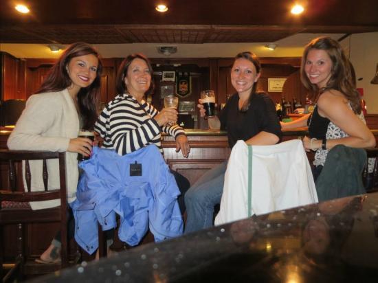 Abbeyglen Castle Hotel : Abbeyglen's Bar :)