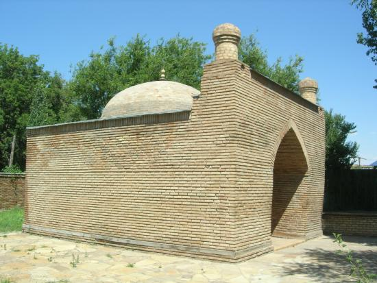 Karahan Mausoleum: Мавзолей Давудбека (13 в.)