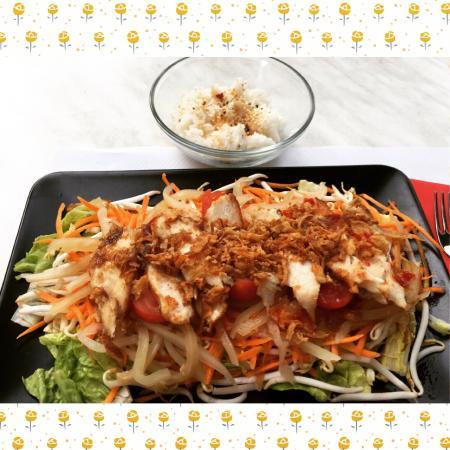 Au Bol: My kind of summer salad, summer food ;)