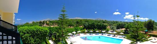 Limanaki Hotel: Panorama room 217