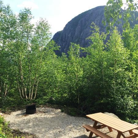 on Le Pioui Trail - Picture of Parc National des Grands Jardins ...