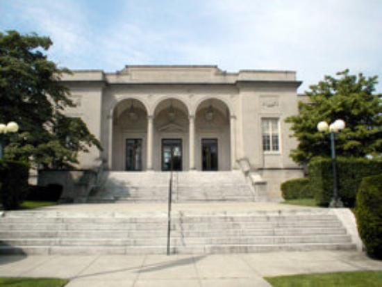 Cranston Public Library, William Hall Library