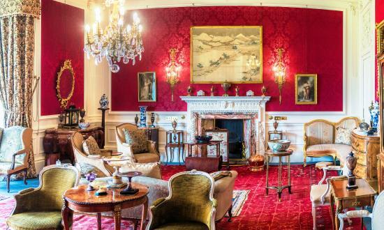 Study picture of lauriston castle edinburgh tripadvisor for Room interior design edinburgh