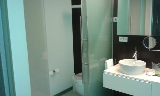 Sercotel Encin Golf Hotel: baño 1