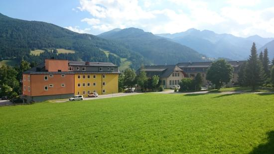 Sylpaulerhof: View from balcony