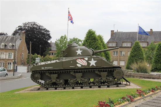 General Patton Memorial