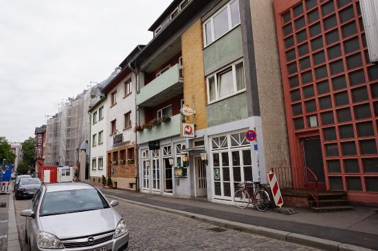 Kneipe Domsgickel, Mainz