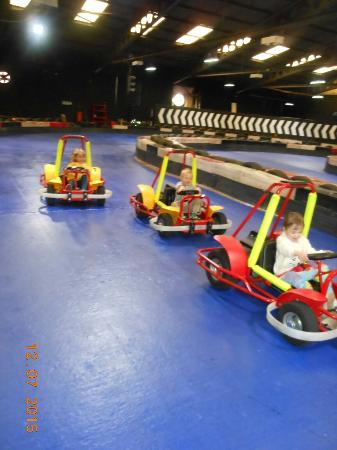 Go Karting West Midlands >> Sunday Cub Karts Picture Of Ace Go Karting Plus Walsall
