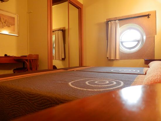 Hotel Palacio Atxega: Habitación