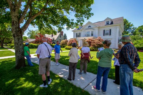 Chautauqua County, NY: Historic Walking Tour Of Lakeview Avenue, Jamestown