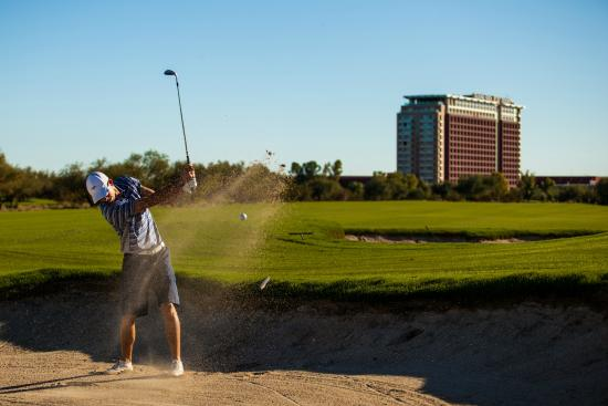 Talking Stick Resort: Talking Stick Golf Club