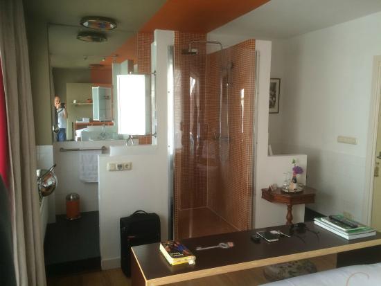 badkamer - Photo de Bed and Breakfast Tilburg Gust van Dijk, Tilburg ...