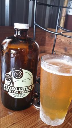 Fiddlehead Brewing Company: Fiddlehead