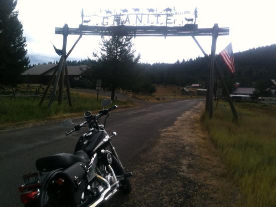 Lodge at Granite