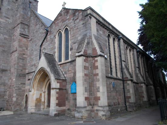 St Mary's Priory Church