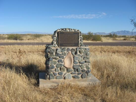 Cochise Stronghold: History of The Sulphur Springs Valley