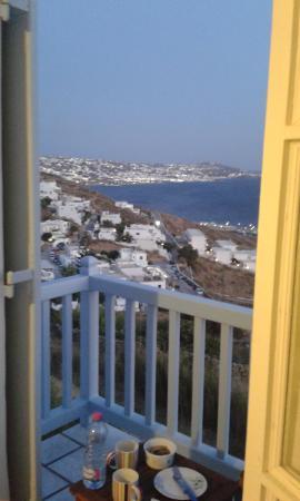 Amazing View Hotel: Fantastico Hotel... fantastica Mykonos..