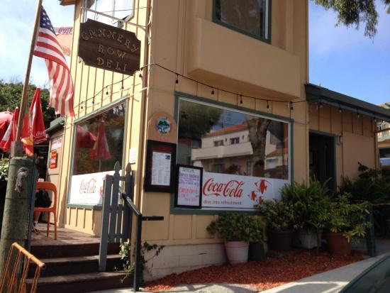 Cannery Row Delicatessen Monterey Photos Restaurant