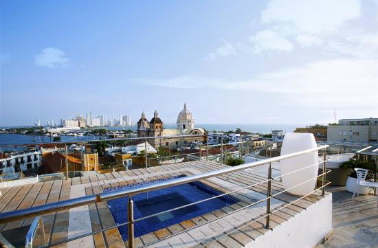 Movich Hotels Cartagena De Indias Rooftop