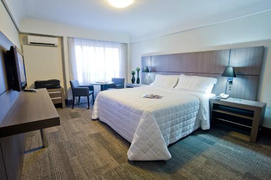 Slaviero Conceptual Palace Hotel Curitiba