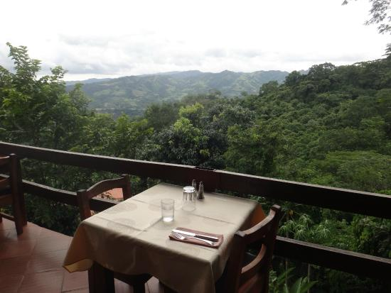 San Pablo, คอสตาริกา: Dining in the Mountains