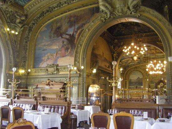 Picture of le train bleu paris tripadvisor - France bleu orleans cuisine ...