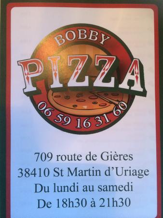 Bobby pizza