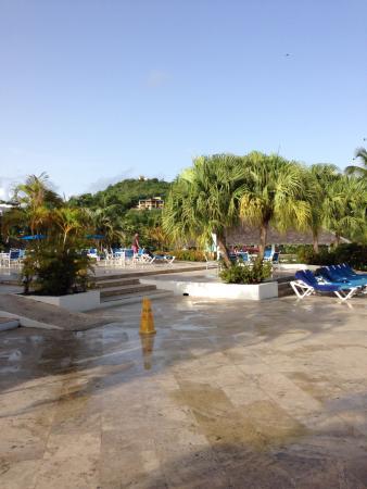 Cap Estate, St. Lucia: Aug 2014