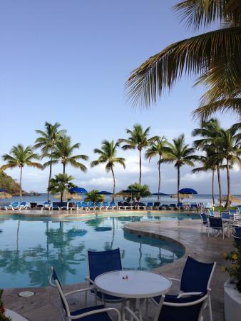 Cap Estate, Saint Lucia: Aug 2014
