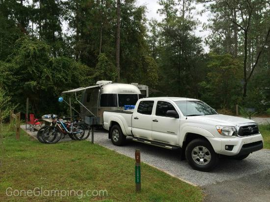 Blackwater River State Recreation Area : Site #2 at Blackwater River SP