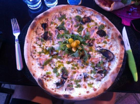 Eden Pizza : Un regal ...