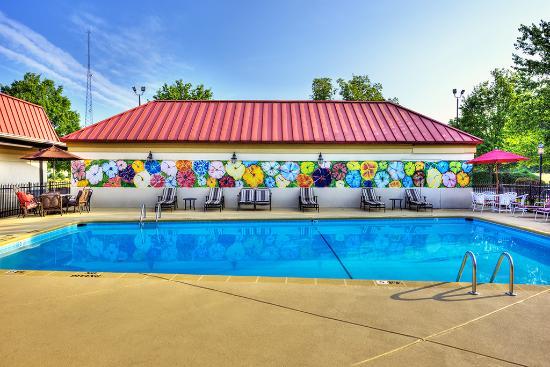 Village Inn Event Center Pool