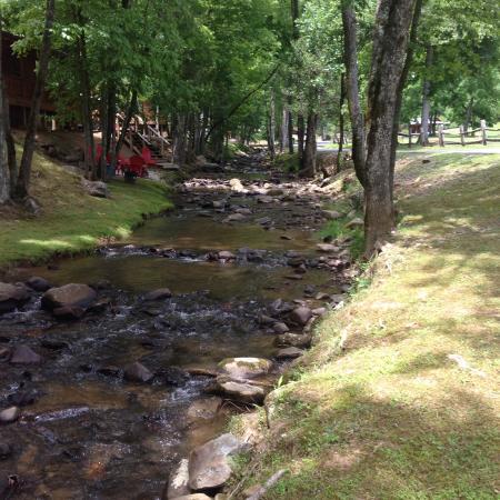Landscape - Lands Creek Log Cabins Photo