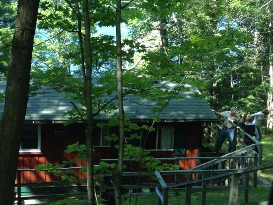 Sunny Point Resort, Cottages & Inn: Cottage