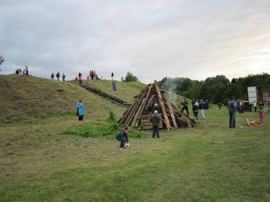 Valjala Hill Fort
