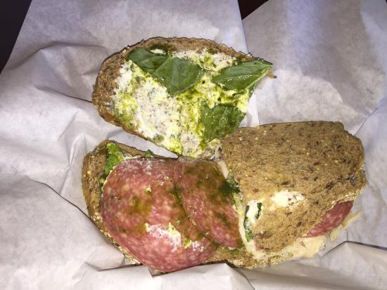 Great Harvest Bread Company Temecula : The wine-country sandwich is super tasty! Score!