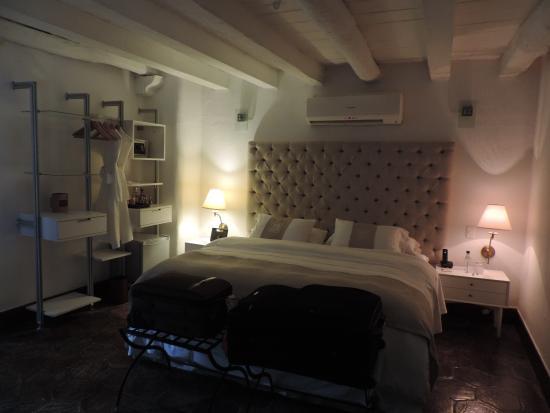 El Marques Hotel Boutique : suite