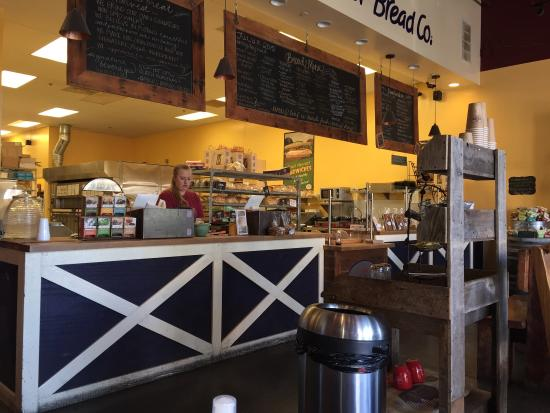 Great Harvest Bread Company Temecula : Great lil place with a phenomenal variety of tasty breads.
