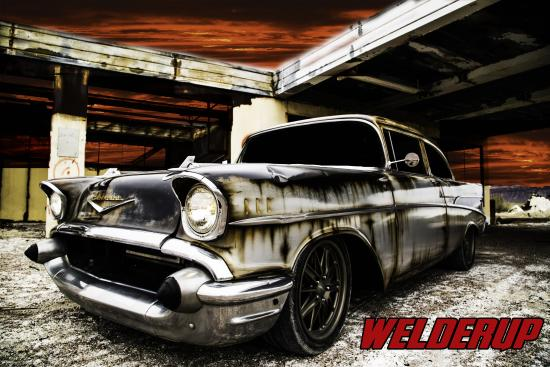 Chevy Las Vegas >> 57 Chevy Picture Of Welder Up Las Vegas Tripadvisor