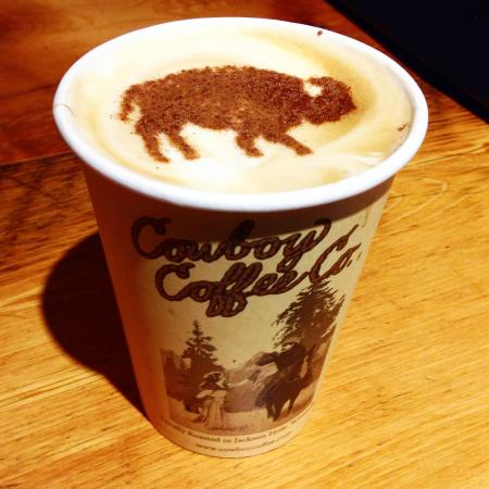 Cowboy Coffee Co.: Buffalo Cappuccino