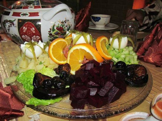 saladae marocain
