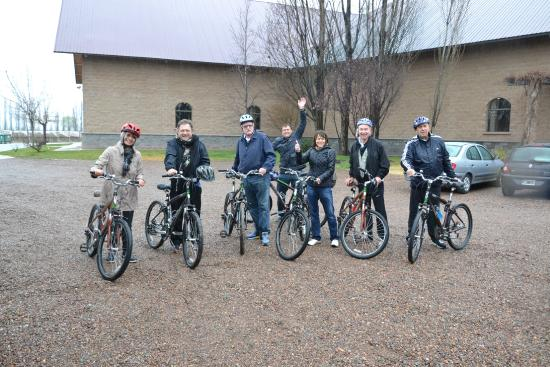Mendoza Wine Bike Tour: final do passeio -