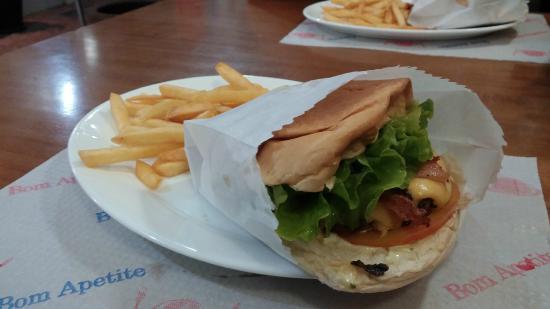 MAJO Prime Burger