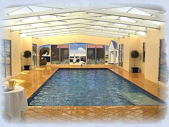 Kangaroo Island Acacia Apartments: Acacia Apartment - fully heated indoor pool