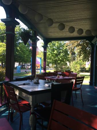 Roots Cafe: The Porch