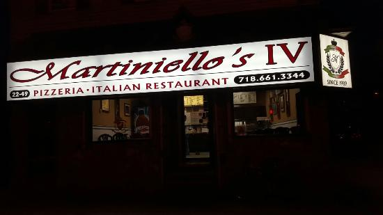 Martiniello's Pizzeria IV