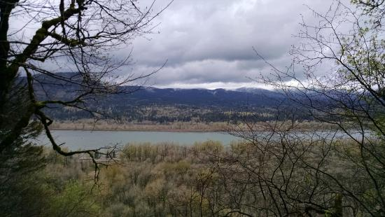 Hood River, OR: Bluff View